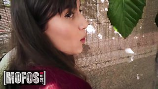 MOFOS - Publick Pickups - Anya Krey - Anal By The Parking Lot