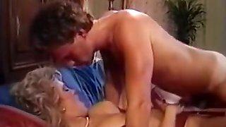 Retro orgasm in missionary position