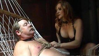 Crazy pornstar Mistress Gemini in horny big tits, lingerie xxx movie