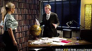Brazzers   Big Tits at Work   Rebecca Moore Danny D   Bankrupt Morals   Trailer preview
