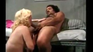 Vintage junior ron jeremy and his gf