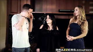 Brazzers - Pornstars Like it Big -  Theres A