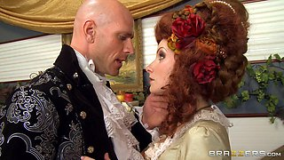 Victorian Redhead Cheats Her Husband Like A Whore