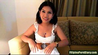 Filipina Porn Diary presents Aziza