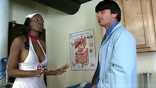 Nurse Nyomi Banxxx