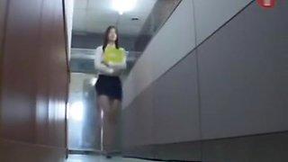Korean Office Girl Fetish 희진