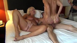 100% Real Swingers: Senior Swingers, Scene 1