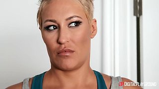 Ryan Keely - Young Guy Seth Gamble Fucks Mature Housewifes Fat Pussy