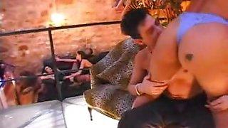 Rocco Meats An American Angel In Paris