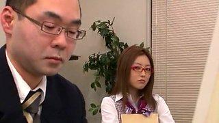 Exotic Japanese model Ai Haneda in Horny POV, Cunnilingus JAV video