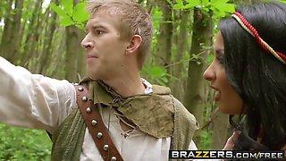 Brazzers - Pornstars Like it Big - Anissa Kate Danny D - Throbbin Hood