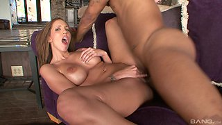 Hypnotic oiled nice ass dame smashed hardcore roughly