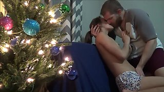 Brother & Step Sister Spend Christmas Alone -Harley Ann Wolf-Family Therapy