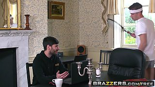 Brazzers - Shes Gonna Squirt - Deja Screw scene starring Jaiden West and Danny D