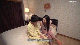 ai sayama-temptation of big tit older sister