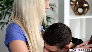 Bisexual twunk drilled and jizzed in mmf trio