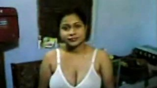 Bengali Desi Auntie Huge Boobs And Pussy