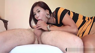 Filipina Amateur Rides Dick After Giving A BJ