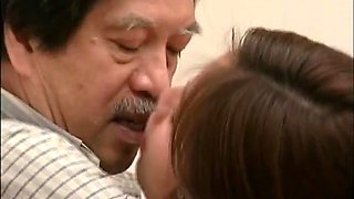 jav director tongue kisses the entire female cast!