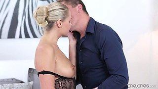 Hottest pornstars Martin Q, Barra in Amazing Romantic, Stockings adult scene