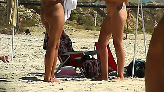 Amateurs Nudist Couples Compilation Hidden Cam Video