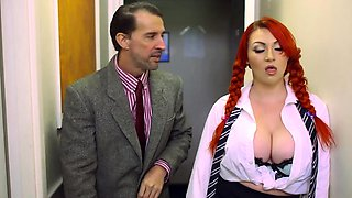 Brazzers - Big Tits at School - Harmony Reign