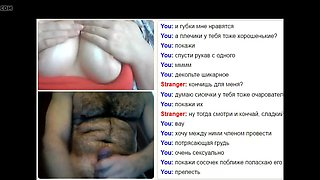 webchat #02 red lips amazing tits girl want to suck my dick