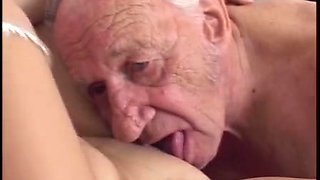 Mature fellow fuck youthful nurse