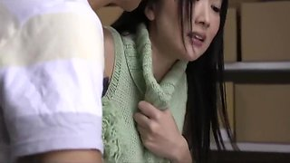 Asia Hot Video - Sweater Pull String Love Story Video 02