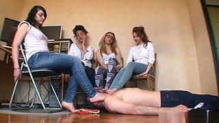 French feet