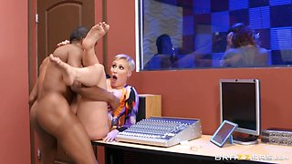 Pounded By The Producer Free Video With Ryan Keely - BRAZZERS
