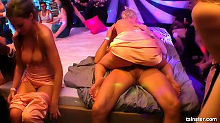 Lilli Vanilli joins her nasty friends for a hot orgy