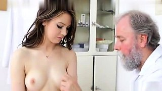 Young girl 18 years with small boobs and young boy