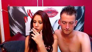 Exotic homemade Smoking, spymania xxx movie
