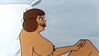dirty cartoon - don quixote
