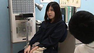Upskirt sex with naughty schoolgirl