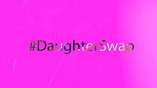 DaughterSwap- Dads Fuck Lesbian Daughters
