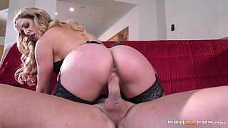 Slutty Milf Satisfies A Horny Guy