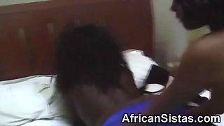 african sluts know how to finger shaved cunts