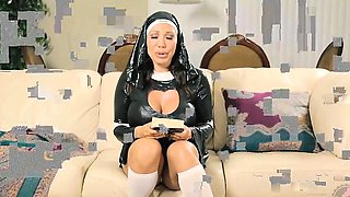 Ava Devine as Bad Nun