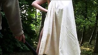 Porn delicate girl the slave of tought dominator