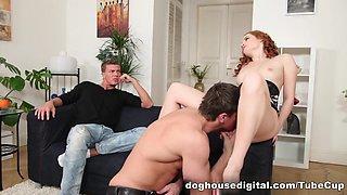 Horny pornstar in Incredible Anal, Redhead porn movie