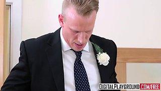 DigitalPlayground - The Wedding Pact Ella Hughes and Eva Lov