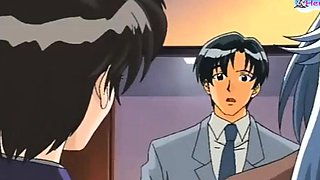 Five Card Hentai Anime Sex Cartoon
