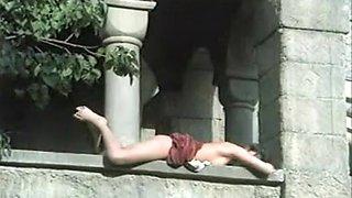 Horny Anal, Vintage adult video