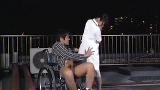 Japan Nurse Handjob - P03