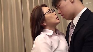 Hot japonese mature with lover 01900