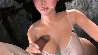 Strang Erotica The Conspiracy of Dr.Busujima 3D