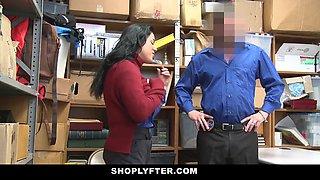 Monica Sage in Case No. 0844962 - Shoplyfter