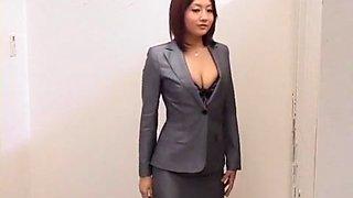 Fabulous Japanese slut Reon Otowa in Crazy Cougar, Sports JAV video